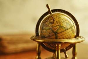 13513686-close-up-of-a-vintage-globe
